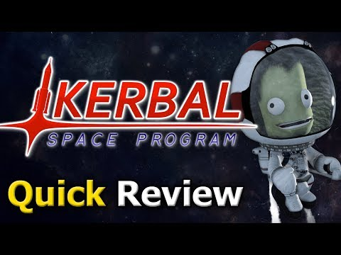 Kerbal Space Program (Quick Review) video thumbnail