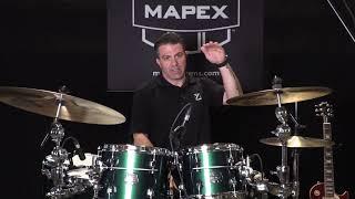 NAMM 2016: Will Calhoun on the Mapex Saturn