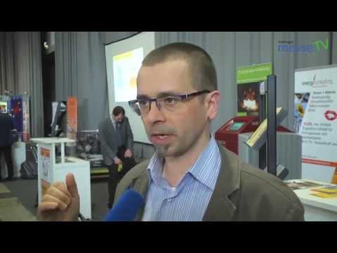 Video über die Sonderschau Blockheizkraftwerke im Rahmen der GETEC 2015 in Freiburg