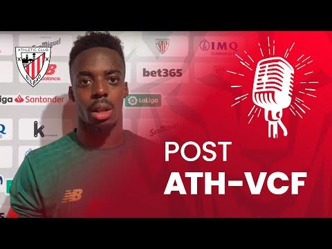 🎙️ Iñaki Williams, Dani García, Iñigo Martínez I Athletic Club 0 – 1 Valencia CF I post-match