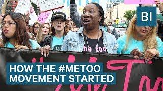 Tarana Burke On How The #MeToo Movement Started And Where It's Headed