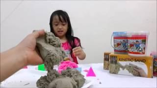 0816 844 755 CAll/SMS/WA Mainan Pasir Ajaib Kinetic Sand Play Sand Mainan Edukasi Anak Unik