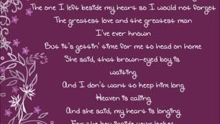The Locket - Lauren Alaina (lyrics)