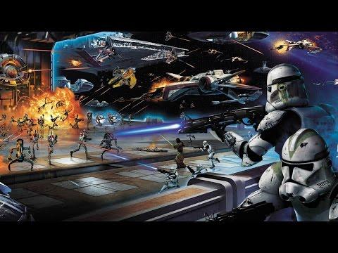 Star Wars - Battlefront 2 по сети / KVEZAL