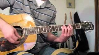 Bleeding Me - Abridged Acoustic Metallica Cover