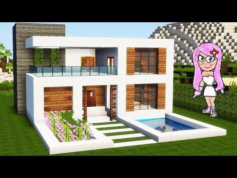 C mo hacer una casa de hormig n en for Eumaster casa moderna 8x8