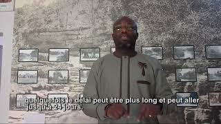 Informations sur la Covid-19 en langue nationale POULAR (Guinée) 3
