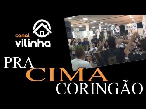 Canal Vilinha propõe nova música pra ser cantada nos estádios