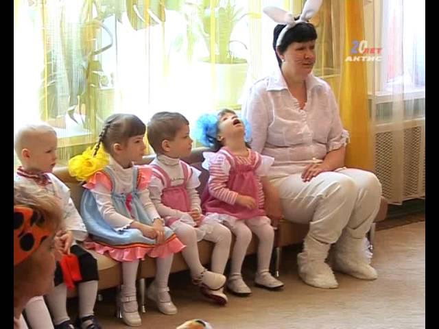 В Детском доме проводят утренники к 1 июня