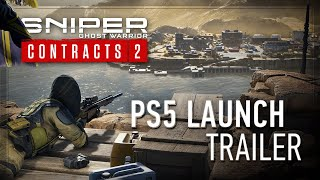 Sniper Ghost Warrior Contracts 2 - PS5 Release Trailer