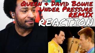 Queen & David Bowie - Under Pressure REACTION - DaVinci REACTS