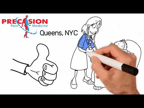 PRECISION PAIN MEDICINE - Animation Brand Video - NYC