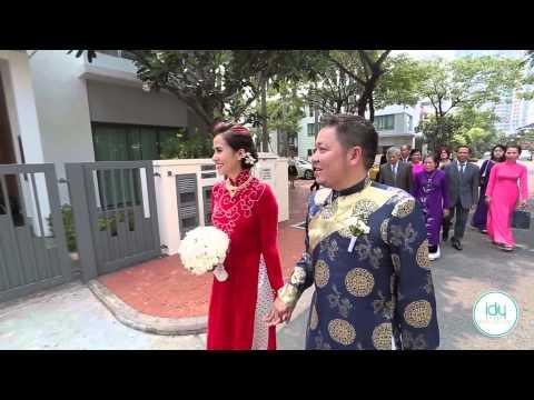 Thắng & Phương [Idy Wedding House]
