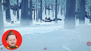 The Long Dark - Mystery Lake episode 2 (PS4). We explore the Railway and Logging Camp
