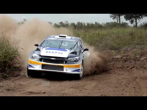 Rally Argentino - Rally de Toledo en slow motion