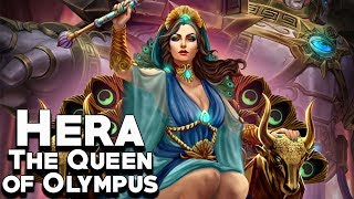 Hera: The Queen Of Gods - The Olympians #01 - Greek Mythology - See U In History