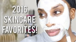 2016 Skincare Favorites! | Jackie Aina