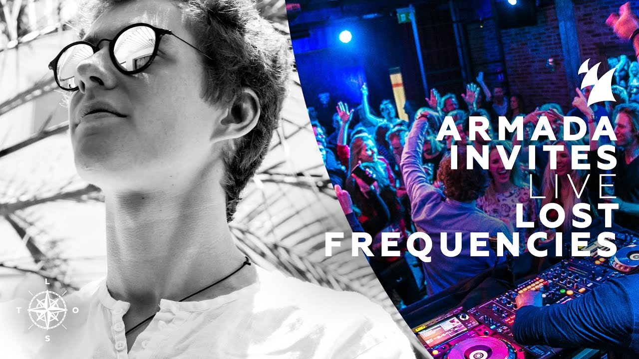Lost Frequencies - Live @ Armada Invites 2016