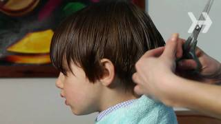 How to Cut a Boy's Hair