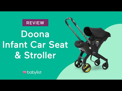 Doona Infant Car Seat Review