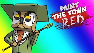 Paint the Town Red Funny Moments - Disco Pimps!
