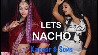 Let's Nacho Dance  Choreography - Kapoor & Sons   Sidharth   Alia   Fawad   Badshah   Benny Dayal