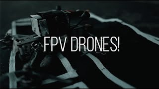FPV Drones BACKFLIPS! // Ball is Rice TV