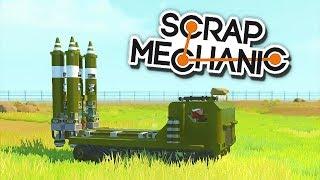 Что ждет Scrap Mechanic (Explosive Update 0.3.1)