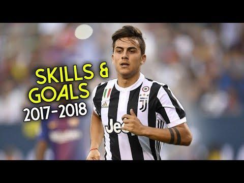 Paulo Dybala - Inspiration ● Magic Skills & Goals ● 2017-2018 | HD