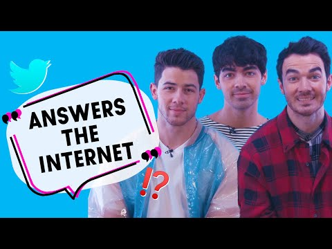 'How many weddings is too many?': The Jonas Brothers get sassy as they 'Answer the Internet'
