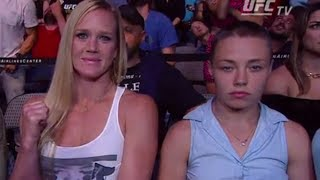 Most Awkward Crowd Cam Moments in UFC MMA