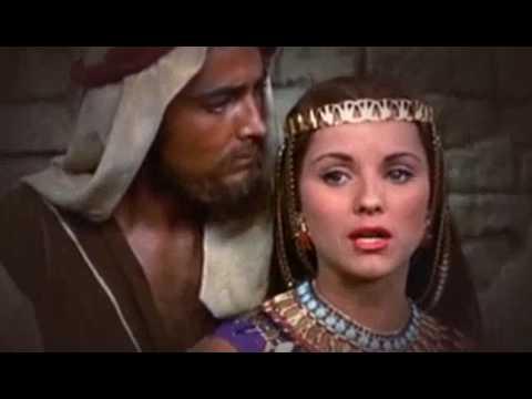 I dieci comandamenti 1956 guarda il film italiano
