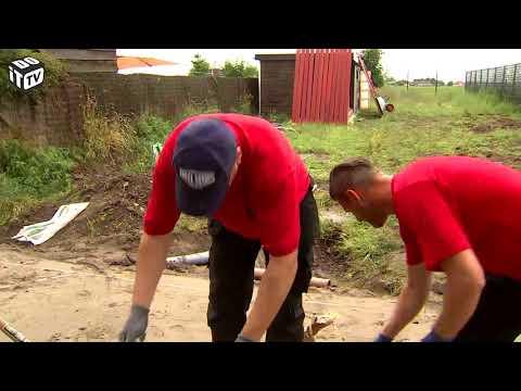 Aménager un jardin de rêve: Préparation terrasse en bois