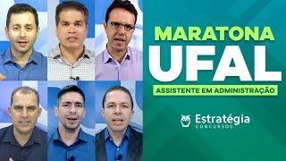Maratona UFAL: Cargo - Assistente em Administração