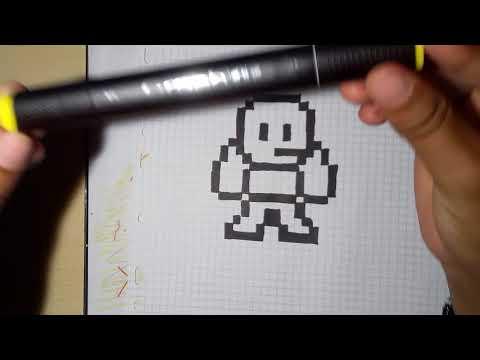 Pixel Art Du Rapace De Fortnite Battle Royal Heezay Video