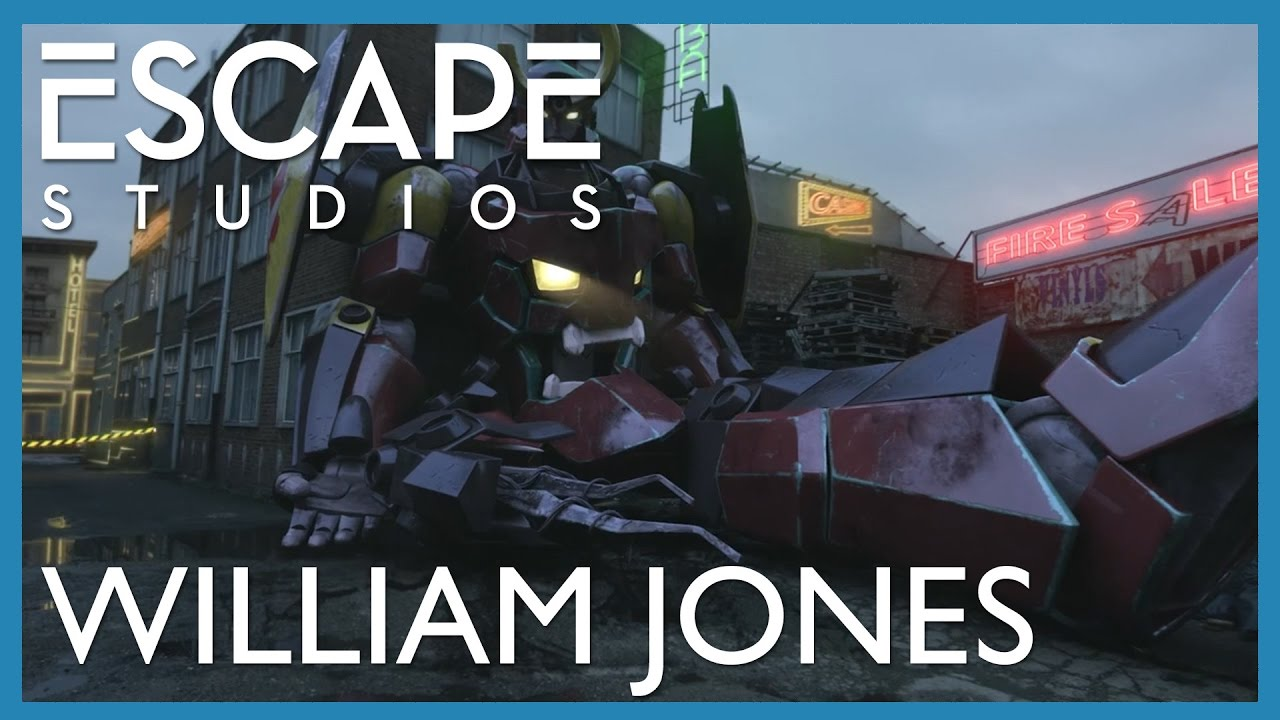 Escapee Showreels - William Jones