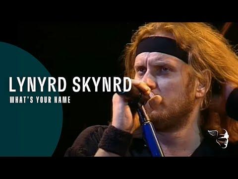 Lynyrd Skynrd - What's Your Name (Sweet Home Alabama)