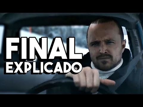 El Final Explicado de El Camino: A Breaking Bad Movie