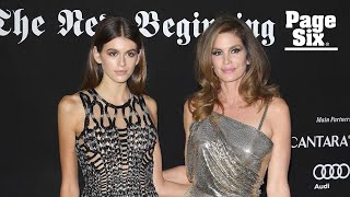 Cindy Crawford's 16-year-old kid, Kaia Gerber, wore a $2,000 outfit to lunch   Page Six