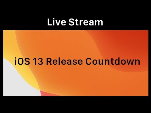 iOS 13 Release Time Countdown ( Worldwide )
