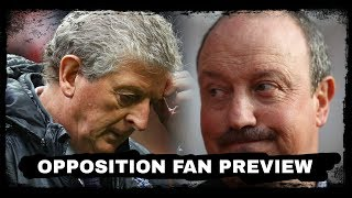 Opposition fan preview with Jim Daly   Crystal Palace v Newcastle United