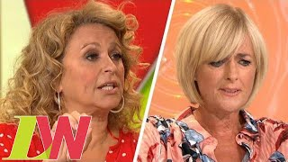 Nadia and Jane Clash While Discussing Boris Johnson's Burqa Comments | Loose Women