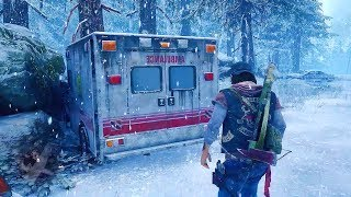 DAYS GONE Open World Gameplay Demo (PS4) 2018