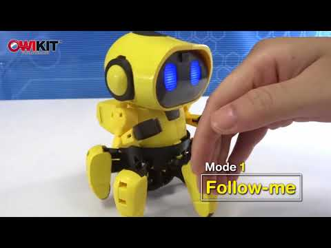 Youtube Video for KIKO.893 - Exploring Robot Friend