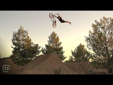 BMX Dirt riding w/ Brothers Matt and Joey Cordova on CW