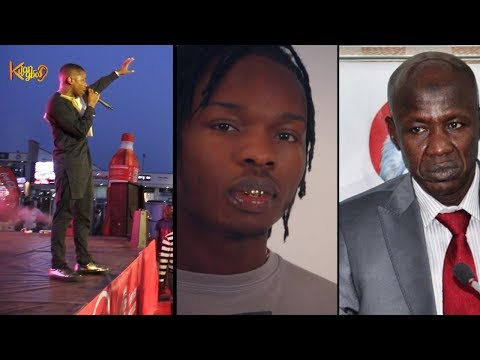Small Doctor begs EFCC to release Naira Marley ahead of his court hearing on Monday, 20 May, 2019