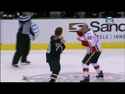 Cody Eakin vs. Jarome Iginla