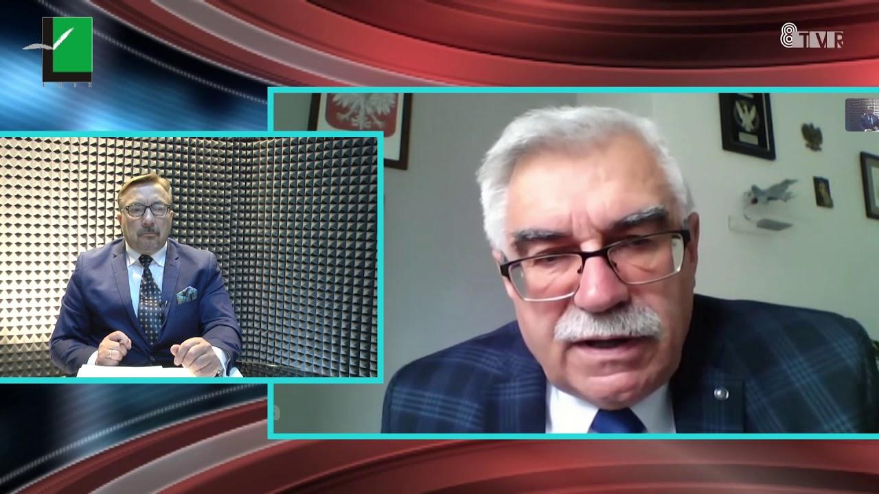 Rozmowa z Burmistrzem Łasku Gabrielem Szkudlarkiem