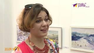 Выставка петербургских художниц открылась в музее Островского