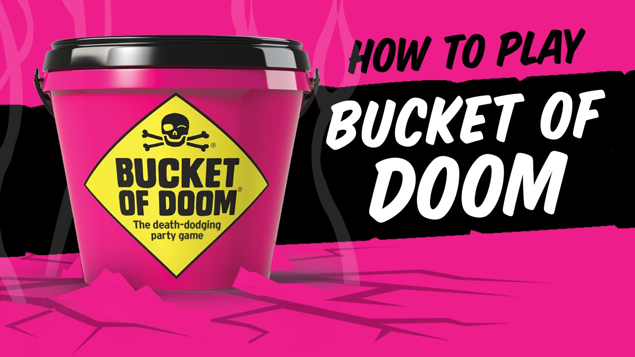 How to Play Bucket of Doom Adult Party Game